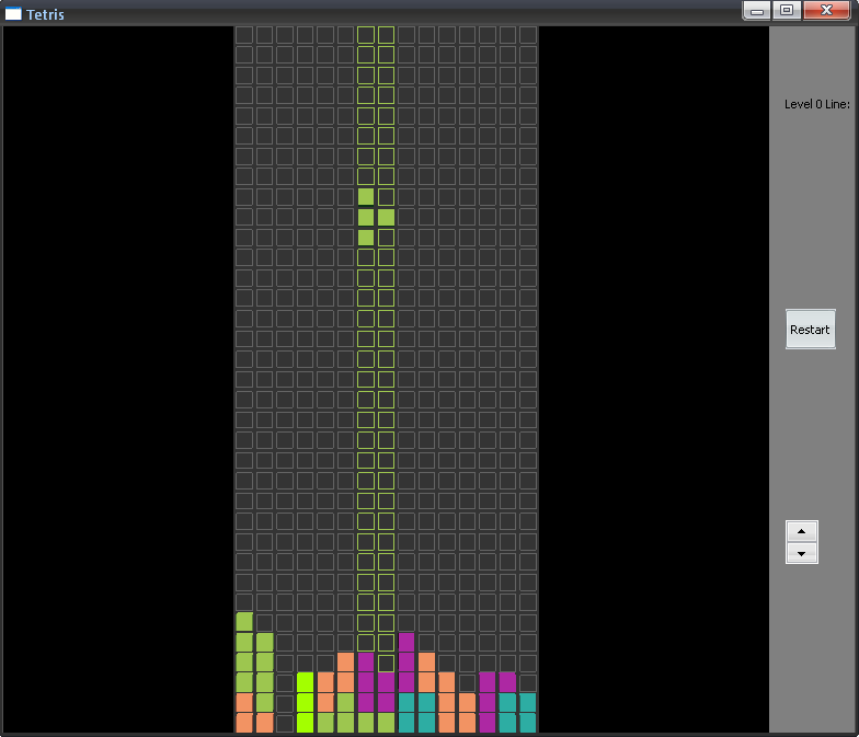 Tetris Project
